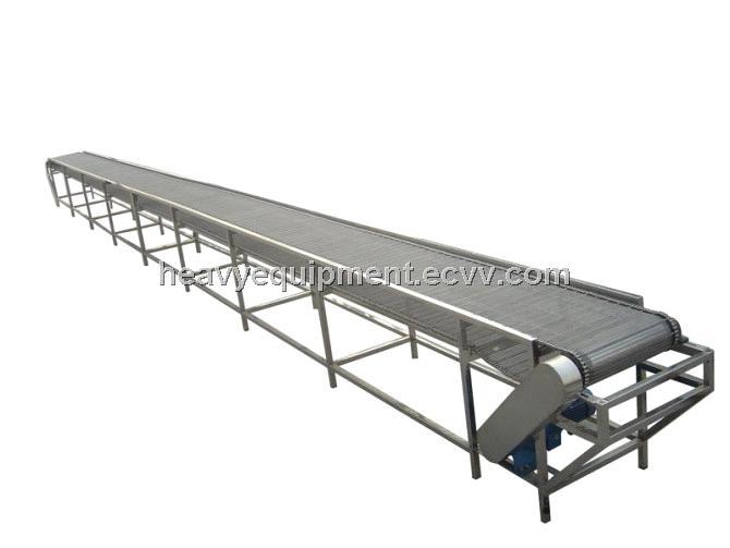 Large Capacity Vibrating Screen Plant PVC Rubber Conveyor Belt for Sand