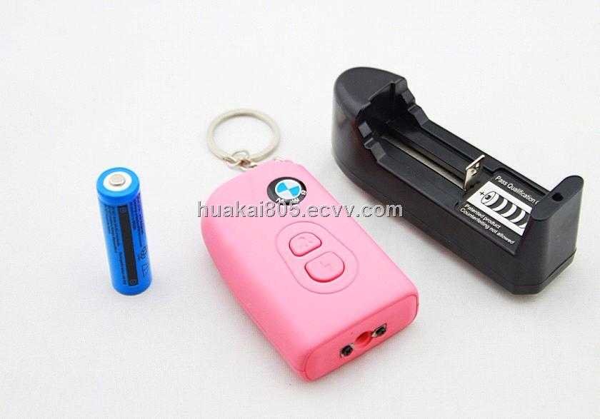 Mini Women Bmw Keychain Stun Gun Electric Shock 007 From China