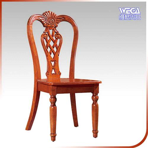 Exceptionnel New Design European Classical Style Lacquer Hand Carved Living Room Dining  Room Wooden Chair