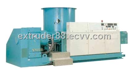Pre-aggregate extruding reclaiming & pelletizing unit