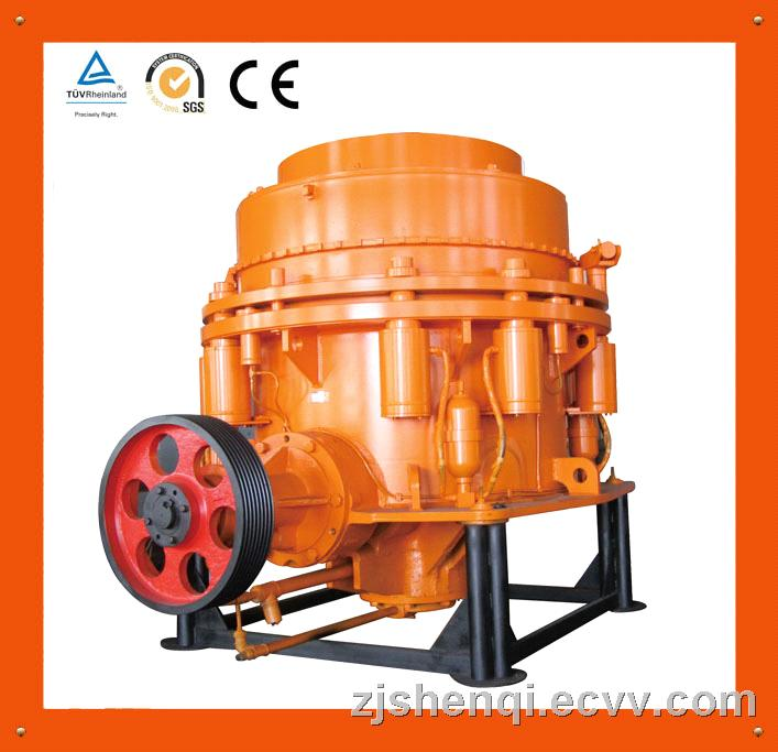 S Cone Crusher (hydraulic)