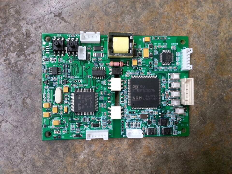 Six in one parameter board UN806