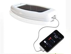 Solar iPhone Charger (LW-BSBC32)
