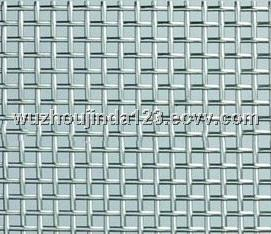 Stainless steel square wire netting