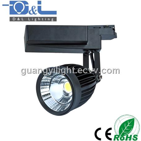 Track Lighting COB LED Track Light 30W 2100lm