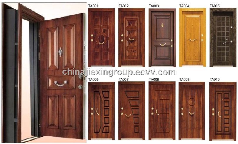 Turkish Style Steel Wood Armored Doors Adjustable Door Frame & Turkish Style Steel Wood Armored Doors Adjustable Door Frame ...