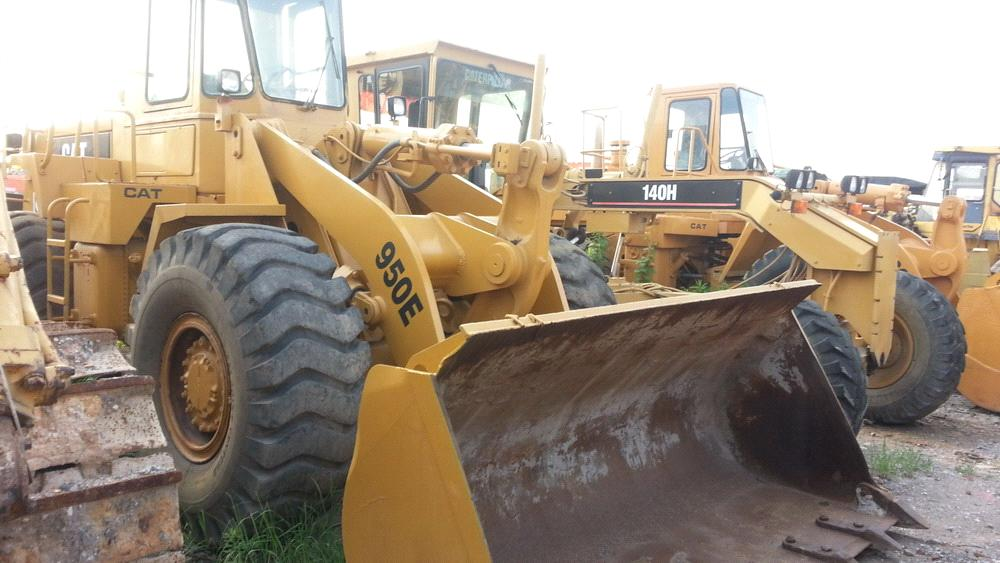 Used CAT950E Wheel Loader