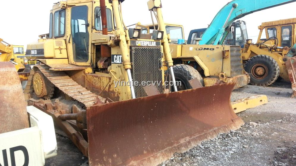 Used CAT D6H Dozer