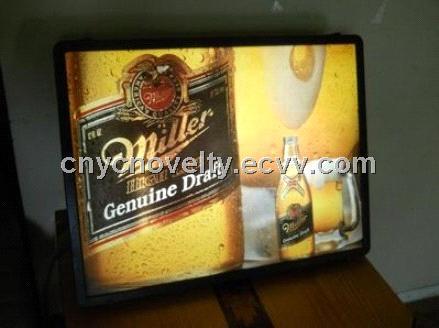 Vintage miller high life genuine draft beer light up bar tavern sign vintage miller high life genuine draft beer light up bar tavern sign aloadofball Choice Image