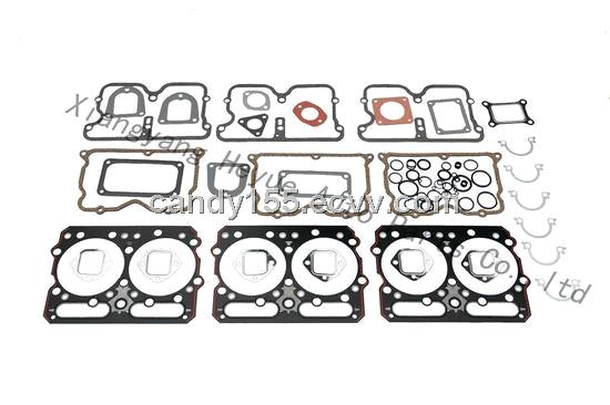 auto enginge gasket kit, NT855 upper