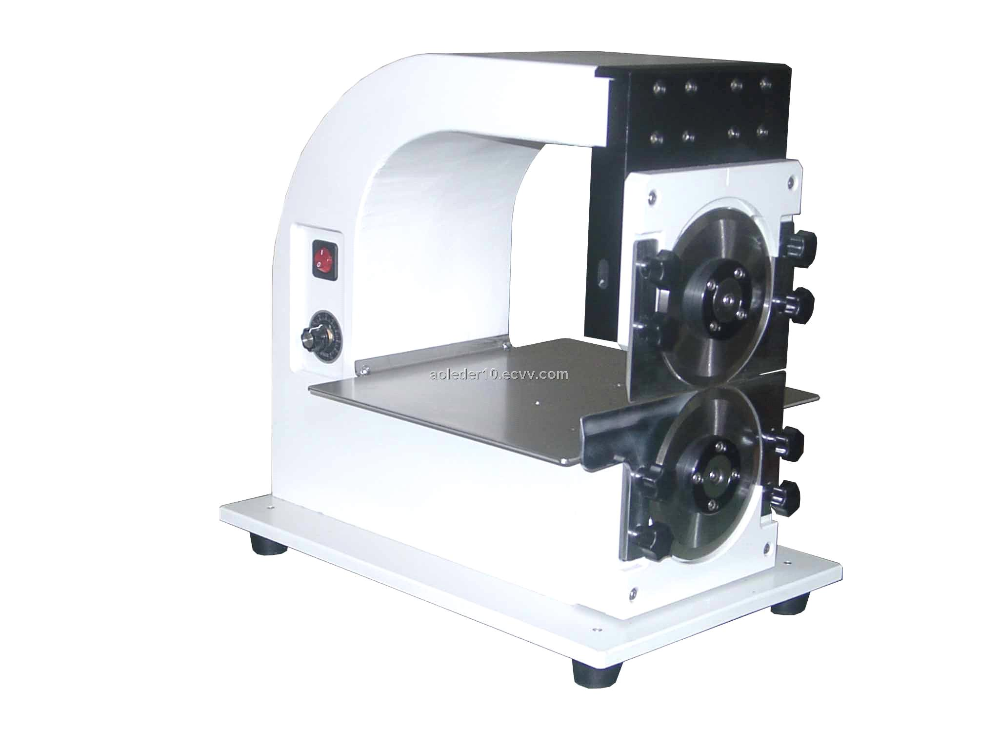 economical and applicative motor-driven V-CUT PCB depaneling machine for LED strip CWVC-1S