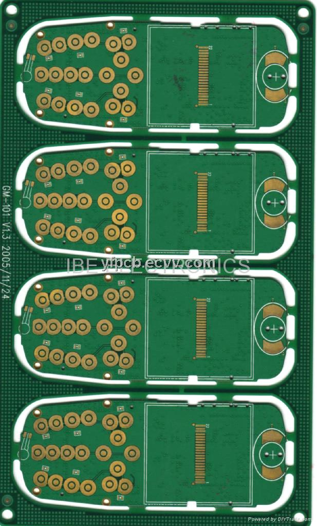 Office Scanner 1.6mm PCB