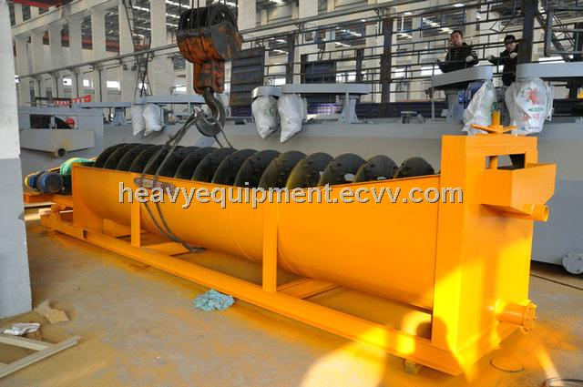 Rotary Vibrating Classifier / Air Classifier Machine / High Capacity Air Classifier