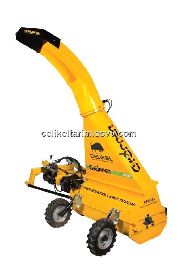 Forage Harvester / Chopper from Turkey Manufacturer