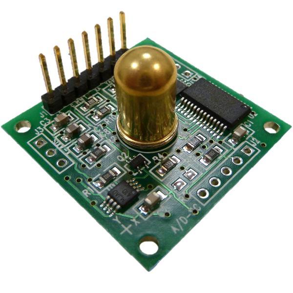 60 Degree Dual/Two Axis Tilt Sensor Inclinometer, SPI