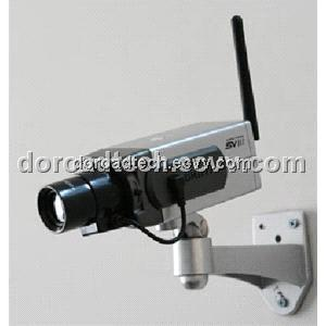 Indoor Dummy Camera Model (With LED Light, Motion Detection Moving)