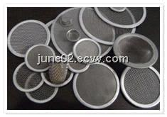 Wire Mesh Filter Disc(20 Years' Factory)