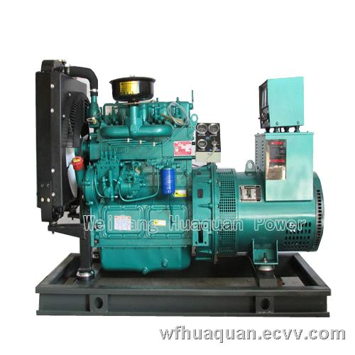 18kw Diesel Generator,Standby Output 20kw,Brushless Alternator