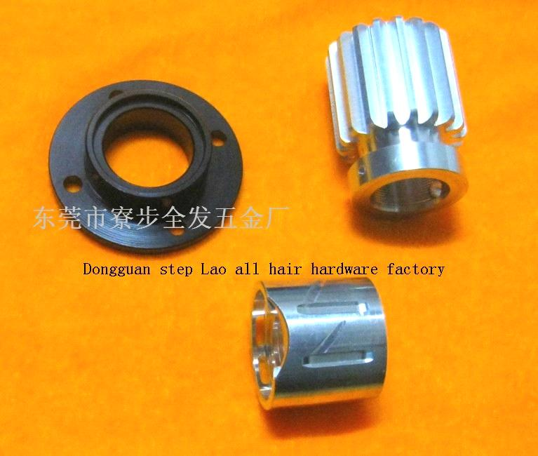 5-axis CNC machining  precision gear parts,with high quality,can small orders,Providing samples