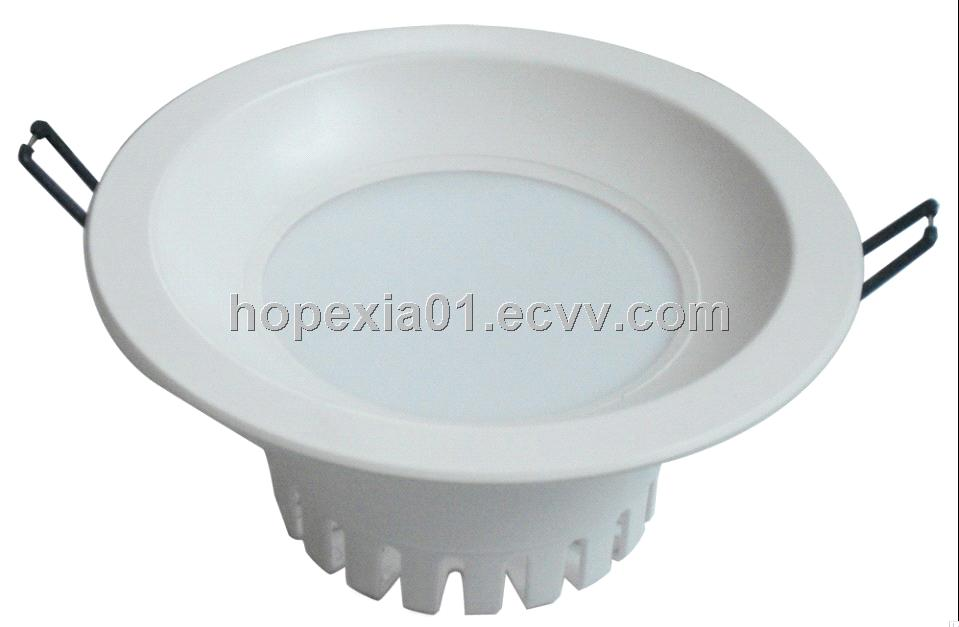 6 inch Cutout 160mm PC Led Ceiling Downlight