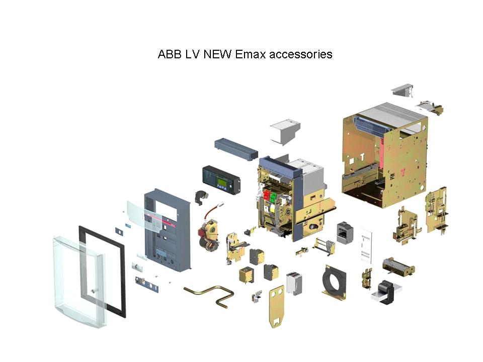 ABB NEW EMAX SPARE PART