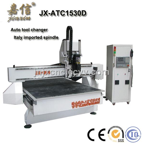 JIAXIN 1530 Model  ATC CNC Router Machine