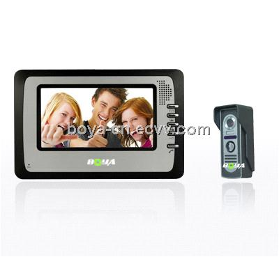 Color Video Door Phone / Color intercom (T706C+T03C)