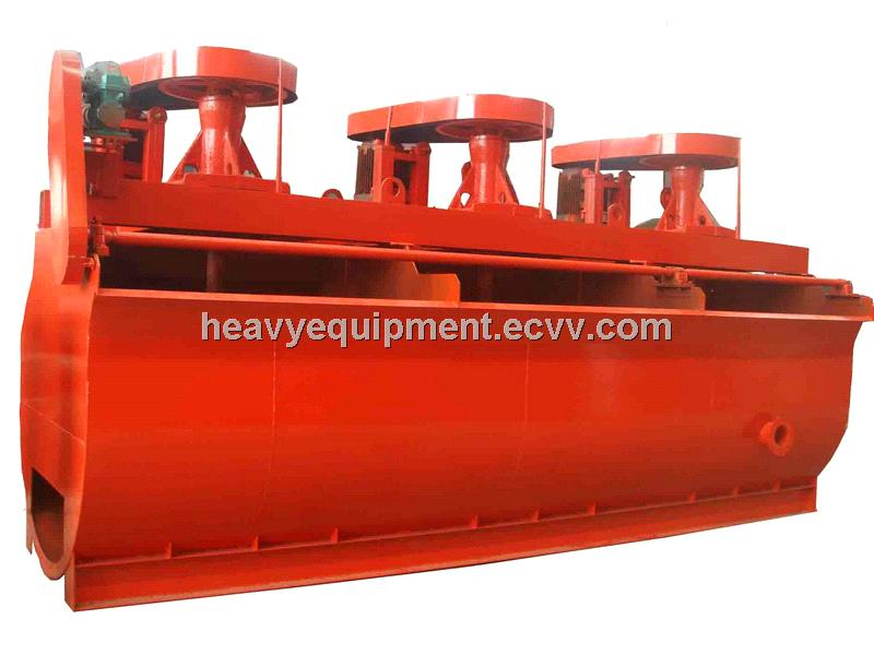Copper Ore Flotation Machine / Flotation Machine / Dissolved Air Flotation