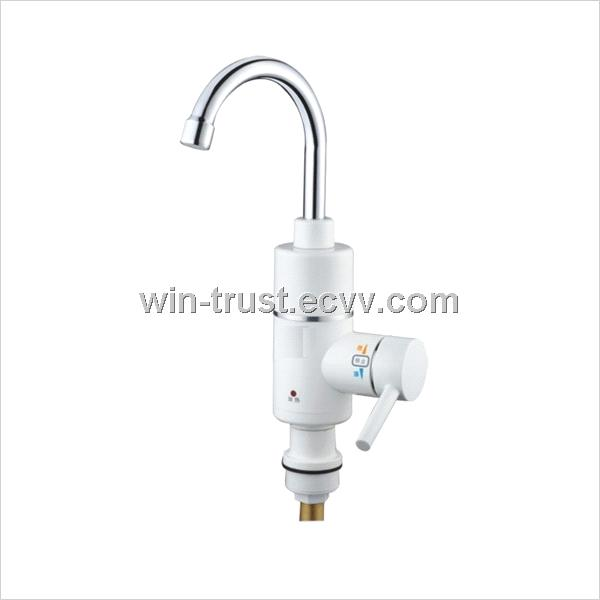 Electric Water Heater Faucet with Residual Current Device Micro Switch & Safety Valve