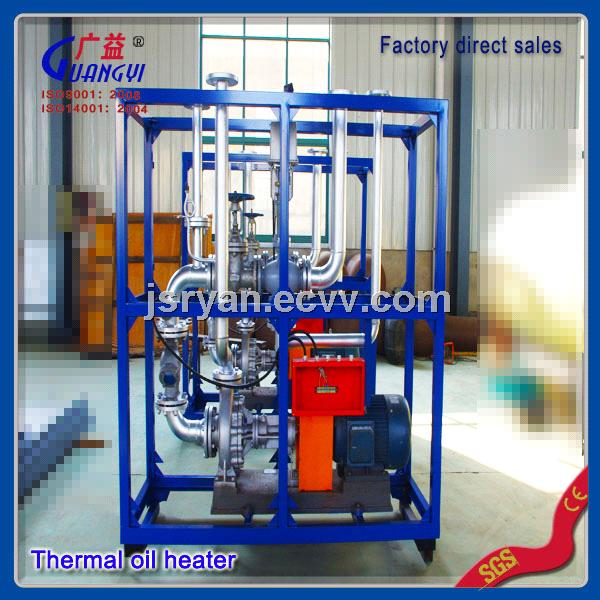 Electric industrial high quality thermal oil boiler for factory direct sales