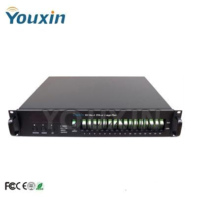 High Power Multi-Output Fiber Amplifier