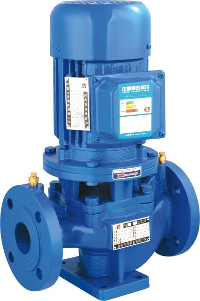 ISG Vertical, ISW Horizontal Centrifugal Pump