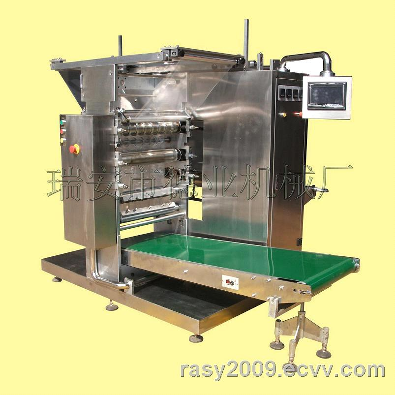 Intelligent Four Side Sealing Machine / Catsup Packing Machine
