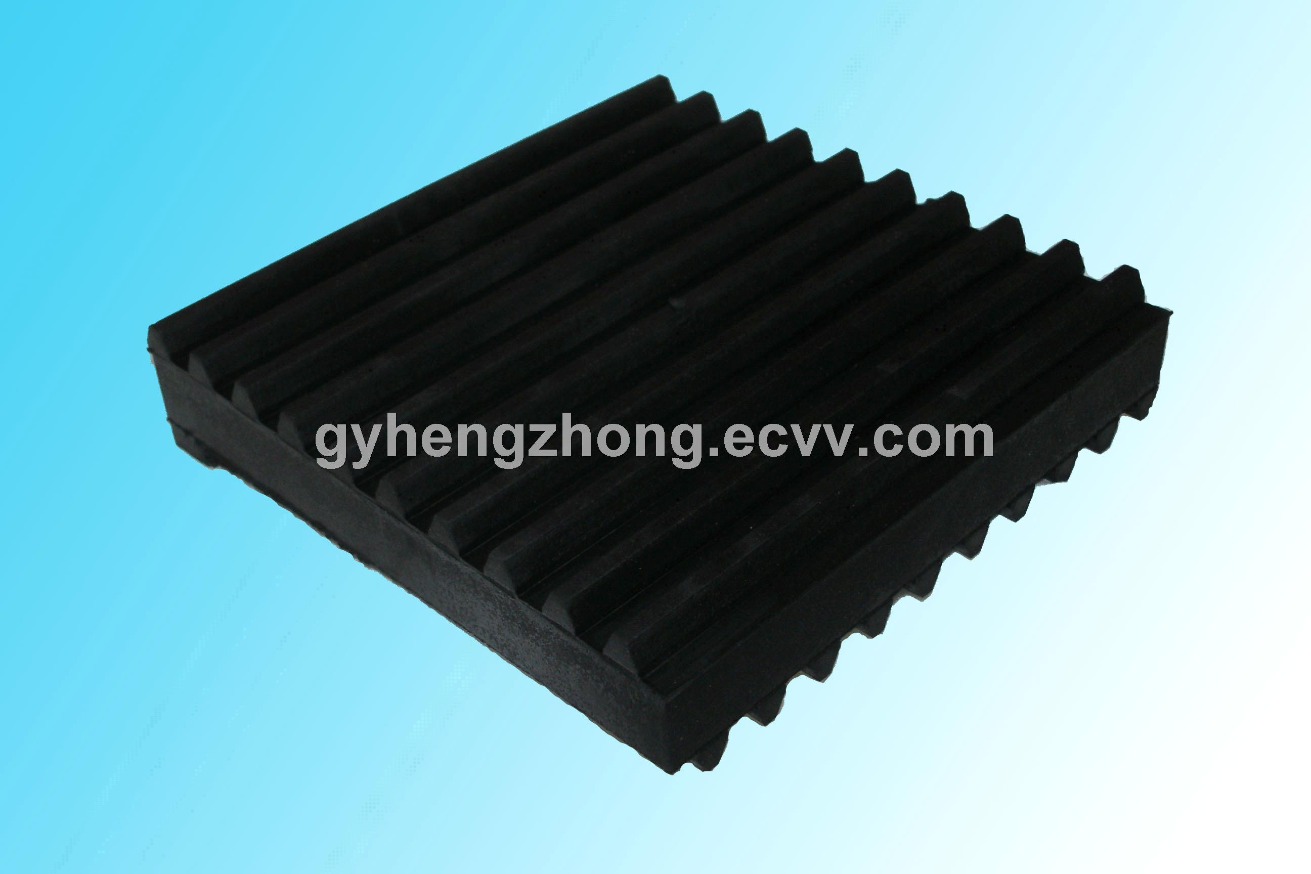 JGD-D Rubber Isolating Pad