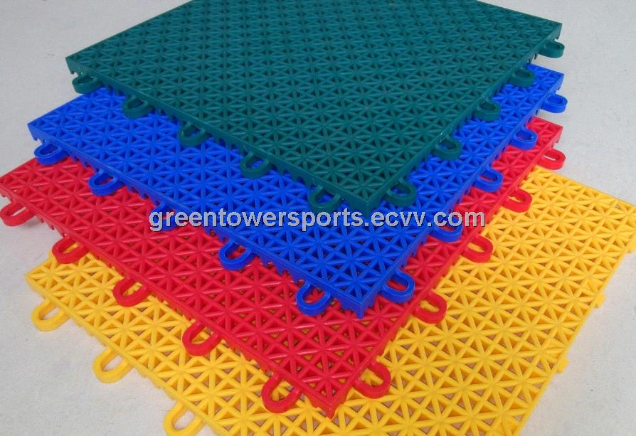 Outdoor Interlocking Floor Tiles Plastic Flooring Purchasing
