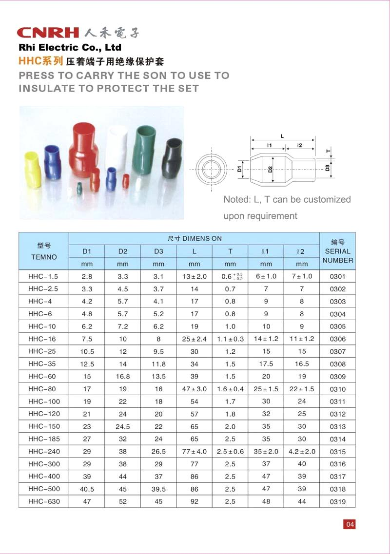 Pvc Shrouds Vinly Shrouds Vinyl Wire Cable End Cap From