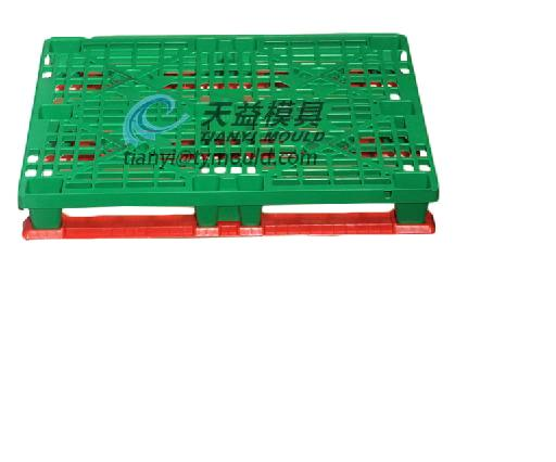 Plastic Injection Standard Pallet Mould