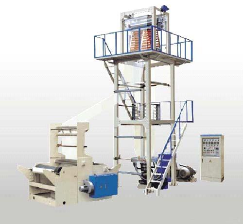 SJ-B Series PE Heat Shrinkable Film Extrusion Machine