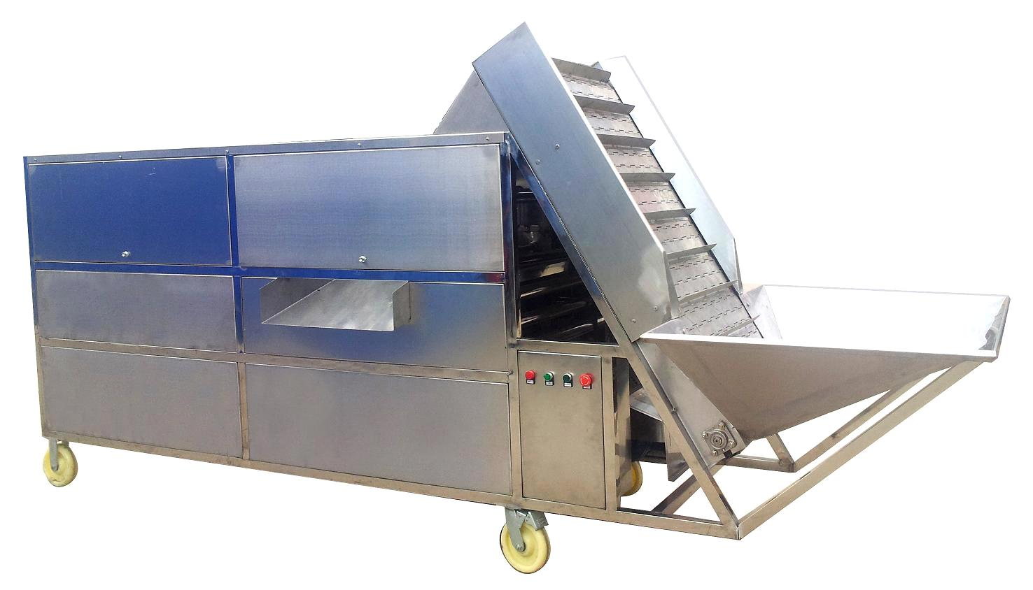 SQY-FX--Multifunctional automatic fruit and vegetable sorting machine