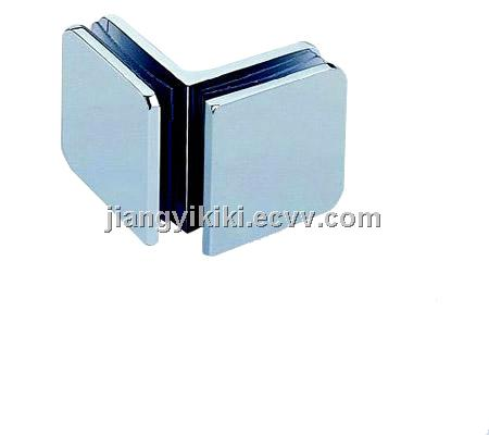 Shower Room Glass Clip