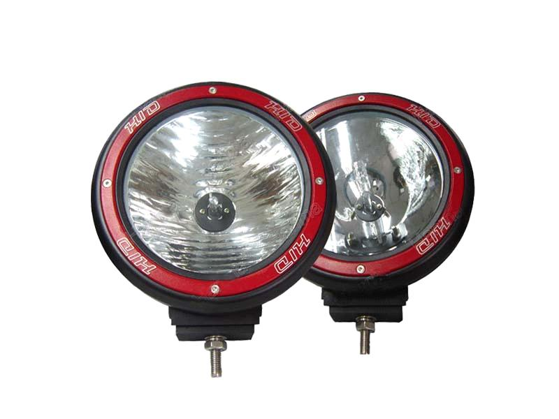 f4907f4c4c35 Universal 7 Inch Built-in Xenon HID 4x4 Off Road Rally Driving Fog Light  Lamp