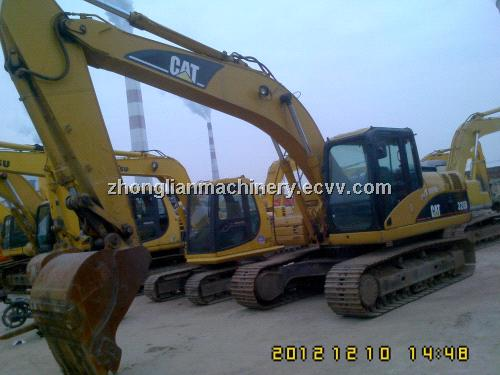 Used Caterpillar 320D Crawler Excavator 20Ton