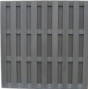 WPC outdoor fence 1800*1800mm