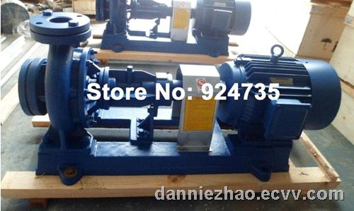 WRY Hot Oil Pump/High Temperture Oil Pump/Hot Oil Transfer Pump