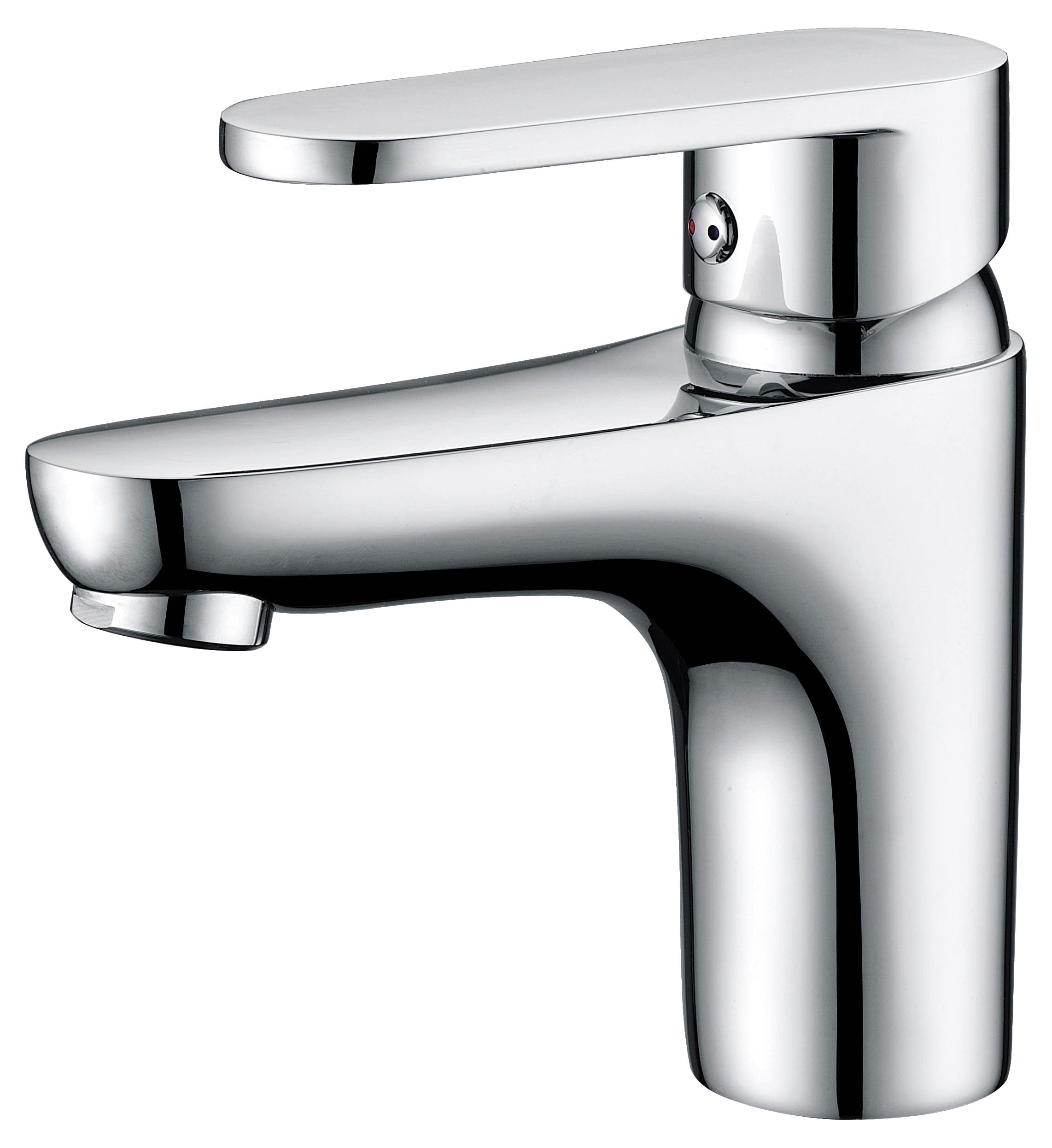 brass faucet-Single handle basin mixer-JHF138C