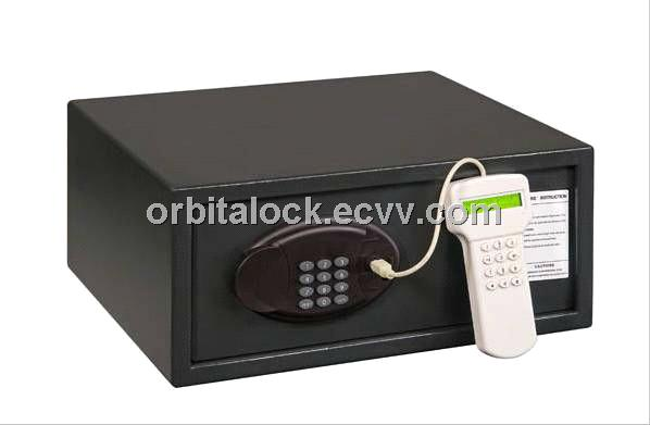 Digital Safe Box for Hotel System