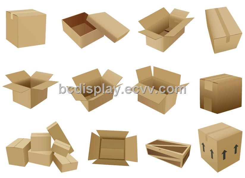 Paper Box Cardboard Display Carton Purchasing Souring