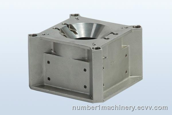 stainless steel turning milling parts
