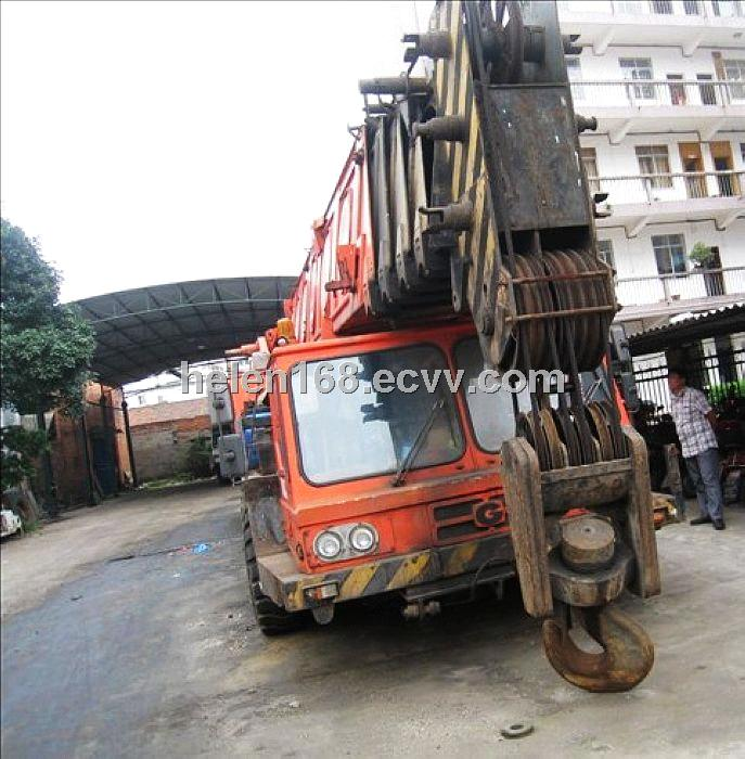Used Grove 140ton Used Terrain Crane TM1400 from China Manufacturer
