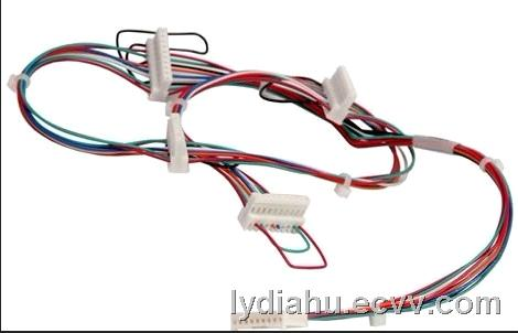 wire harness with STOCKO connector